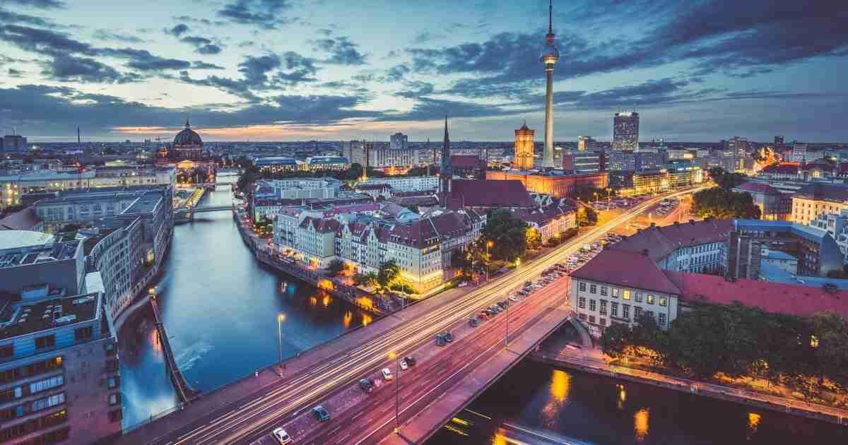 3 Tage in Berlin Plan für ein Wochenende in der Hauptstadt