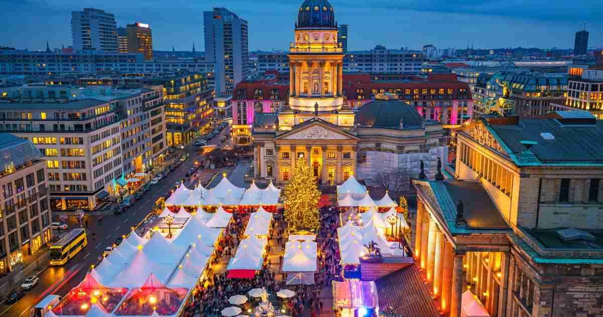 6 schonsten Weihnachtsmarkte in Berlin in Deutschland