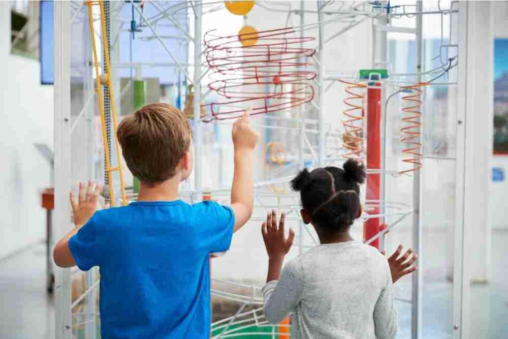 Alice Museum für Kinder in Berlin in Deutschland