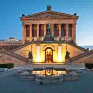 Alte Nationalgalerie in Berlin in Deutschland