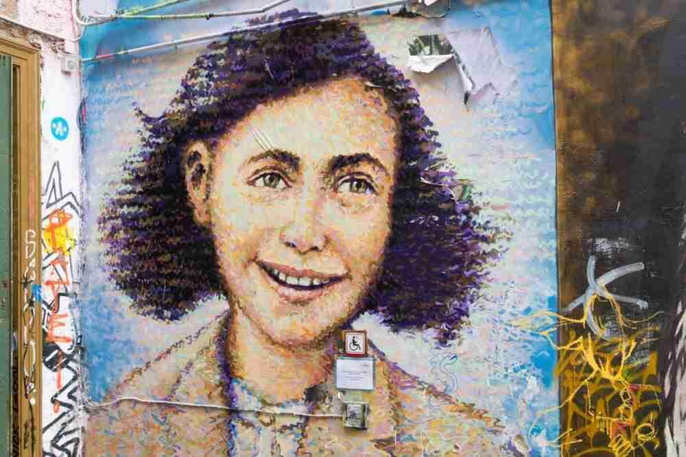 Anne Frank Zentrum in Berlin in Deutschland
