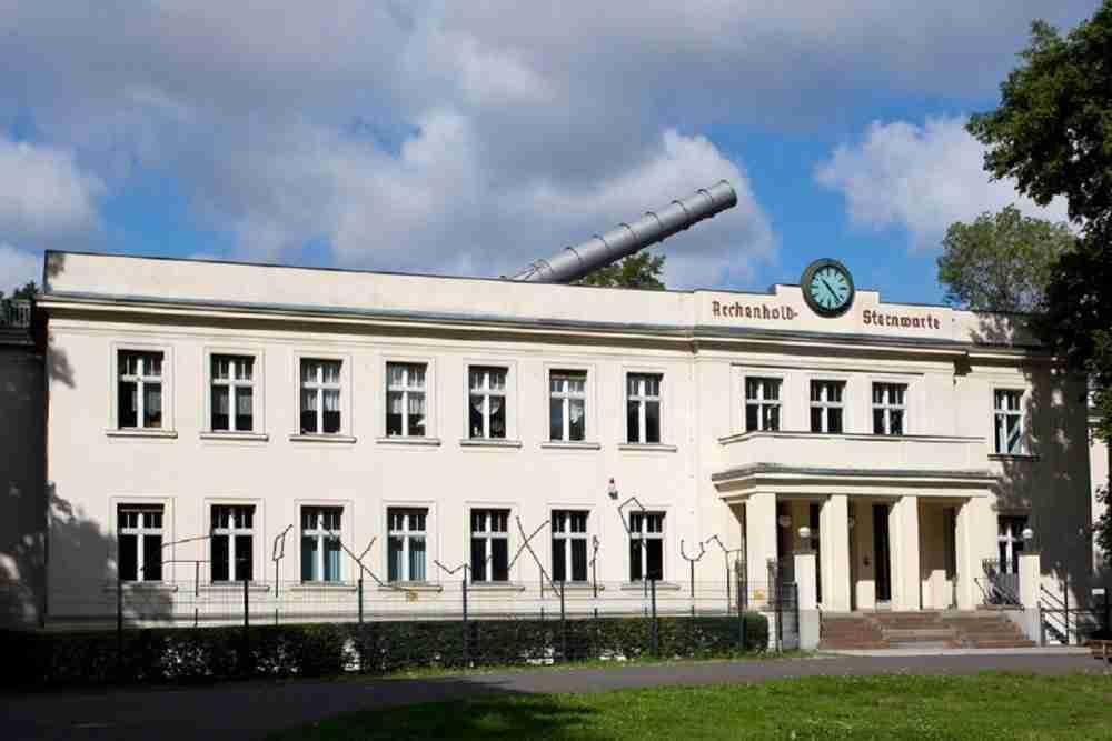 Archenhold Sternwarte in Berlin in Deutschland