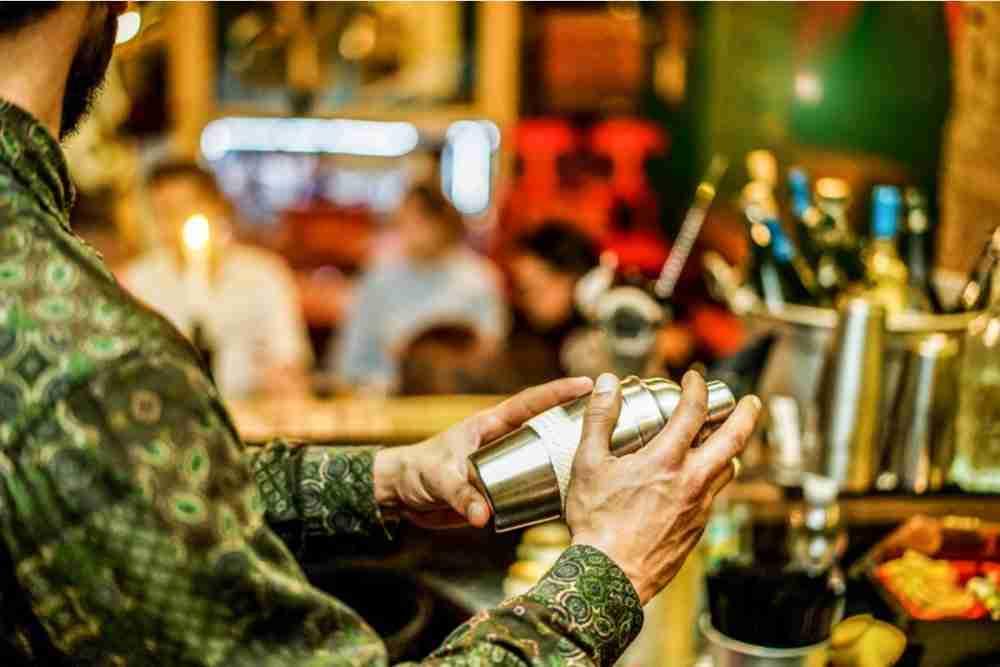 Bekannte Bars in Berlin in Deutschland