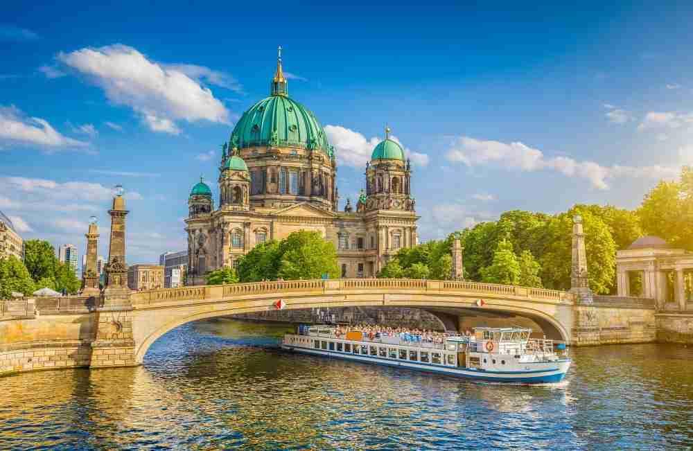 Berlin Mitte in Berlin in Deutschland