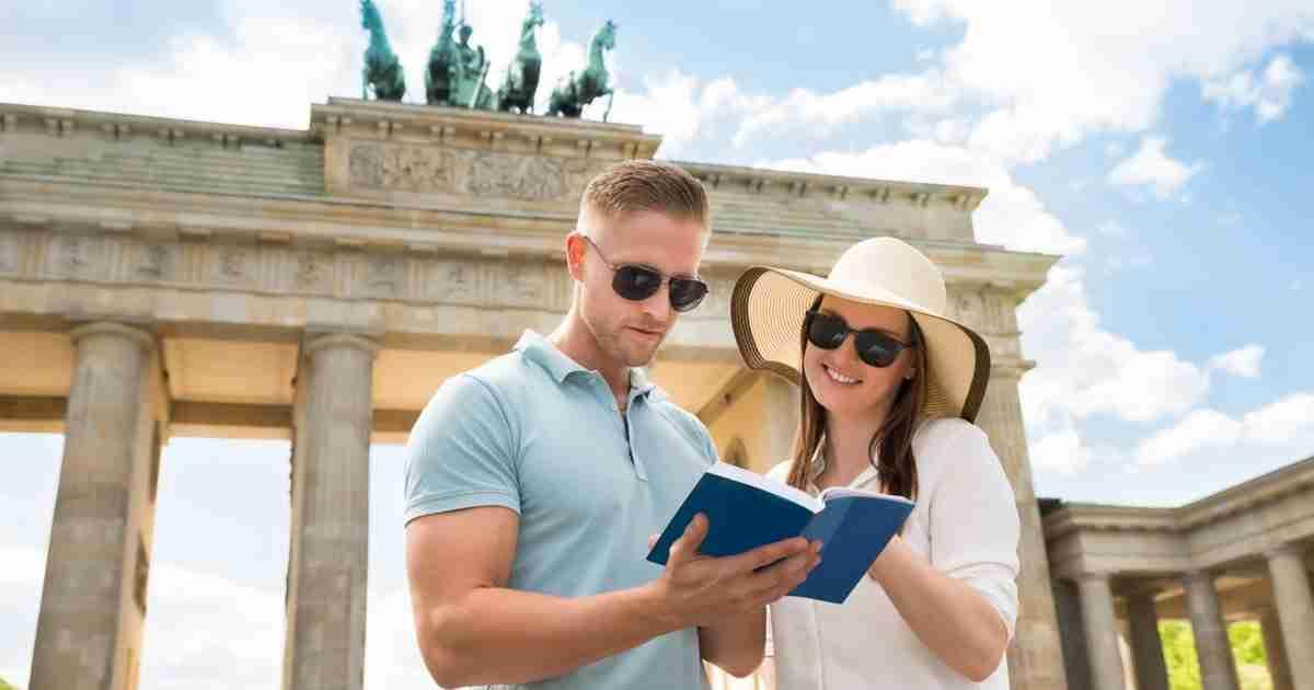 Berlin Tourist Info Standort Lage und Offnungszeit