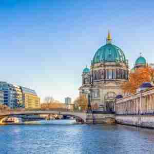 Berliner Dom in Berlin in Deutschland
