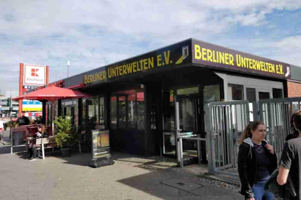 Berliner Unterwelten Museum in Deutschland