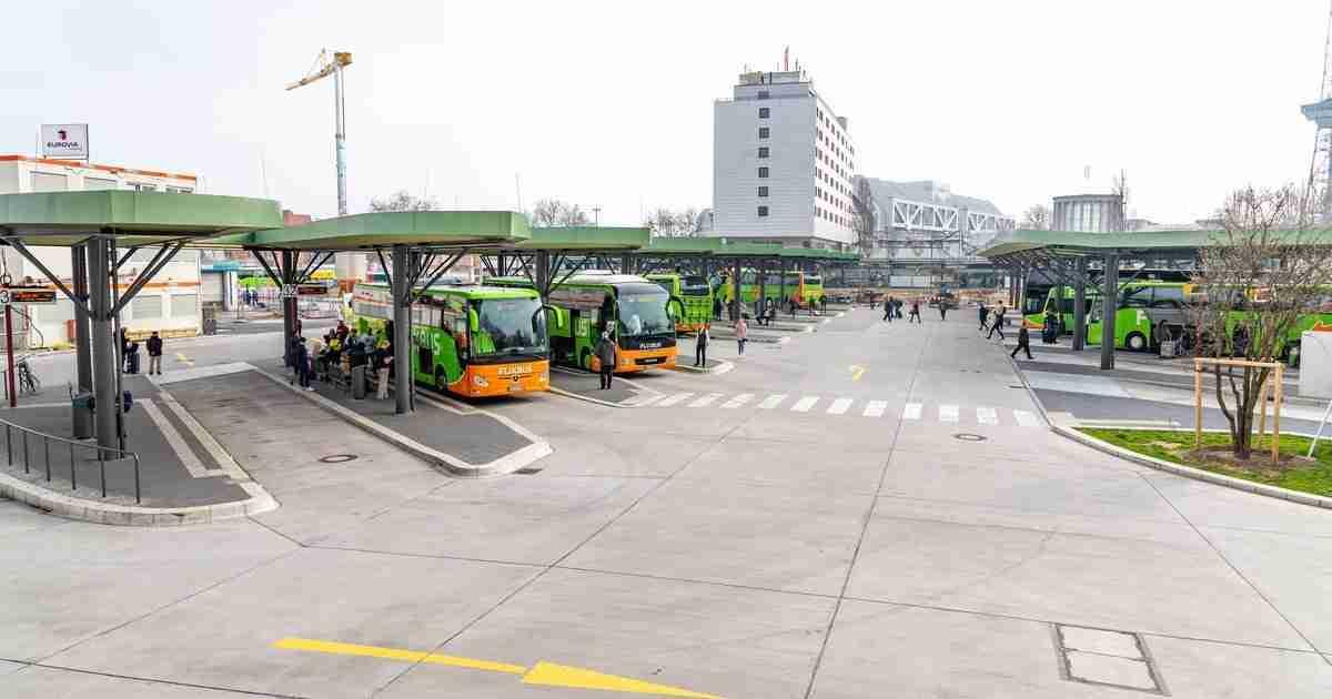 Busbahnhof Berlin Zentraler Omnibusbahnhof Informationen