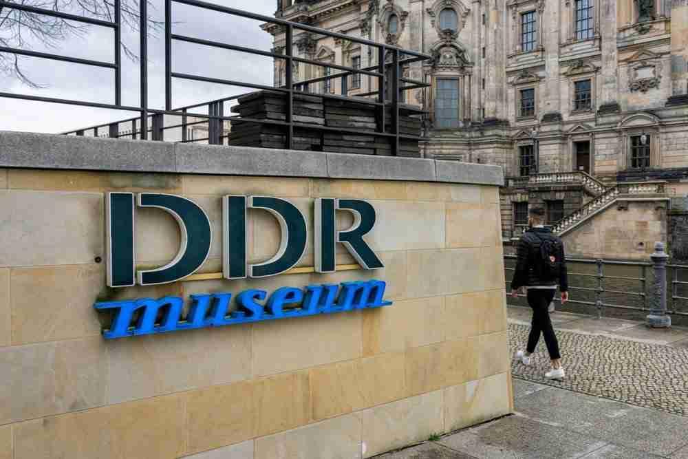 DDR Museum in Berlin in Deutschland