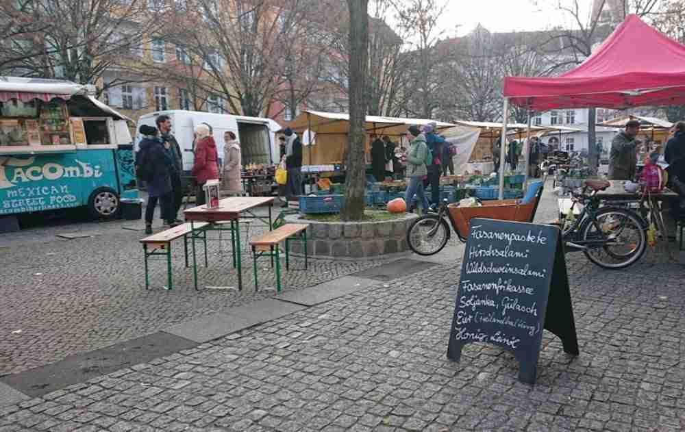 Die Dicke Linda in Berlin in Deutschland