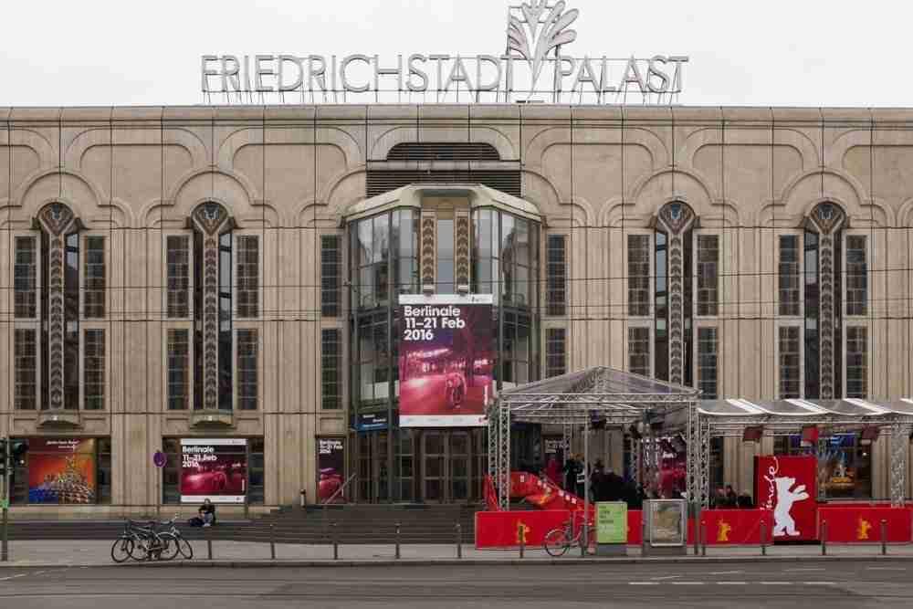 Friedrichstadt Palast Berlin in Deutschland