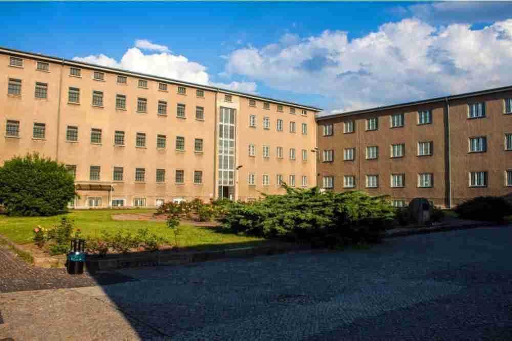 Gedenkstätte Berlin Hohenschönhausen in Berlin in Deutschland