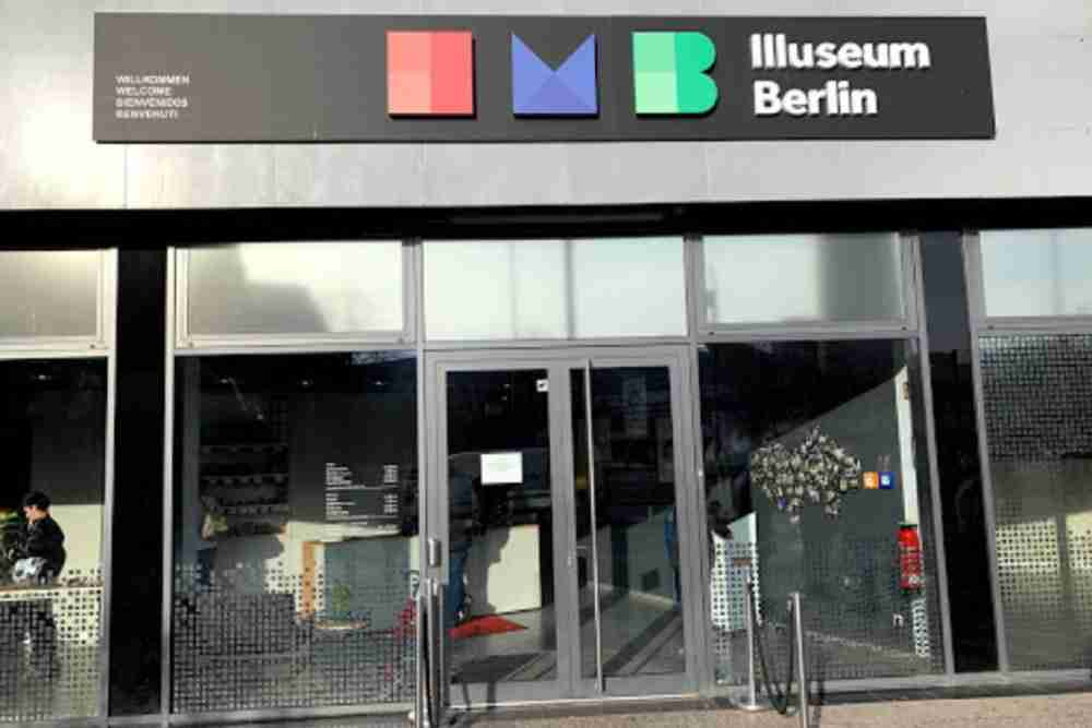 Illuseum Berlin in Deutschland
