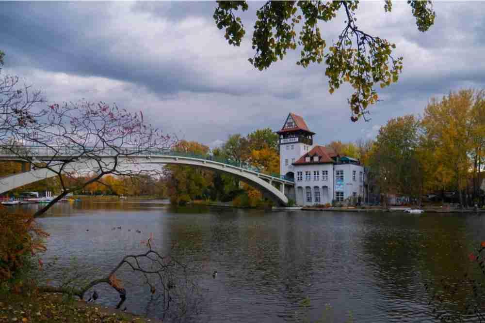 Insel der Jugend in Berlin in Deutschland