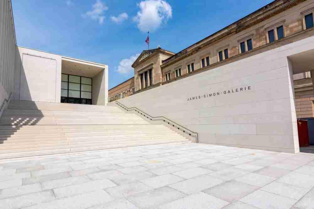 James Simon Galerie in Berlin in Deutschland