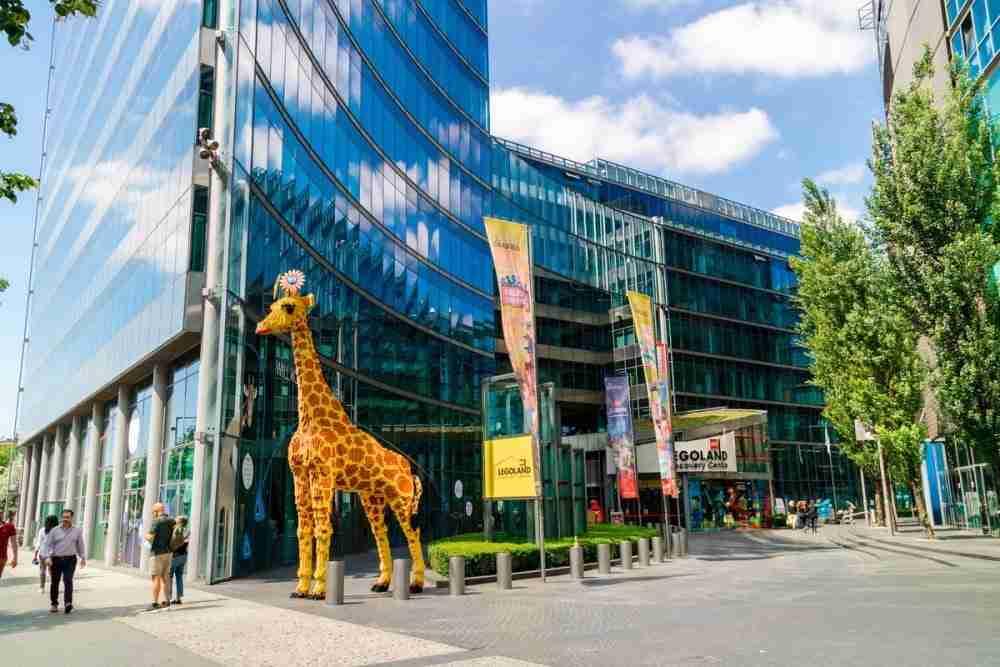 Legoland Discovery Center Berlin in Deutschland