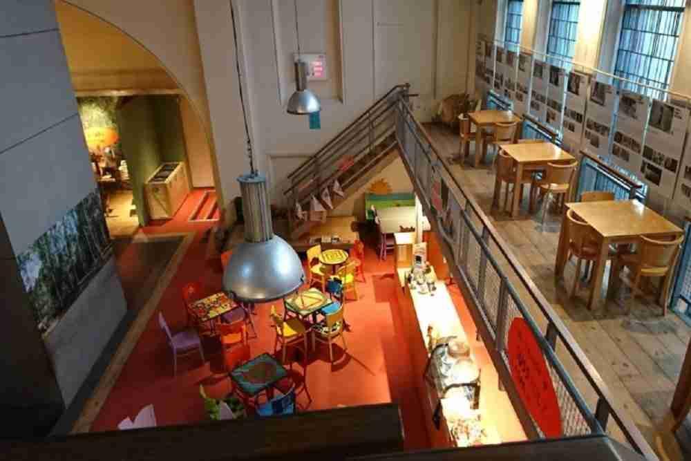 MACHmit Museum für Kinder in Berlin in Deutschland