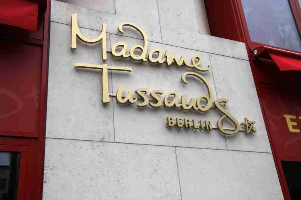 Madame Tussauds Berlin in Deutschland