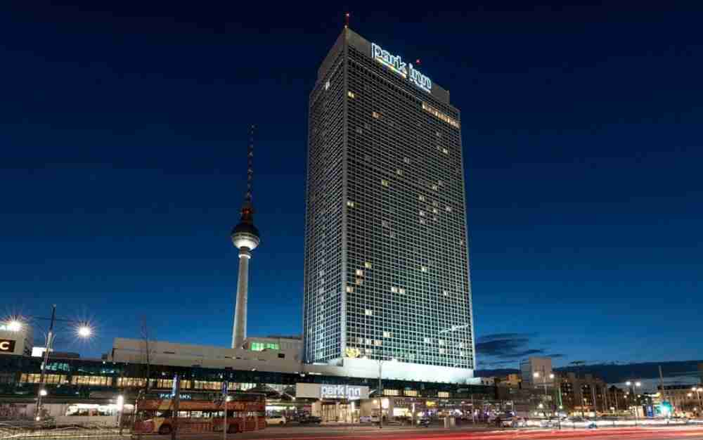 Park Inn Hotel in Berlin in Deutschland