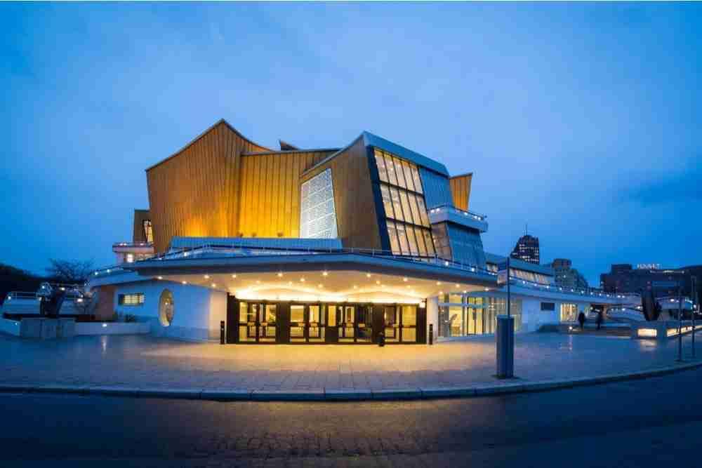 Philharmonie Berlin in Deutschland