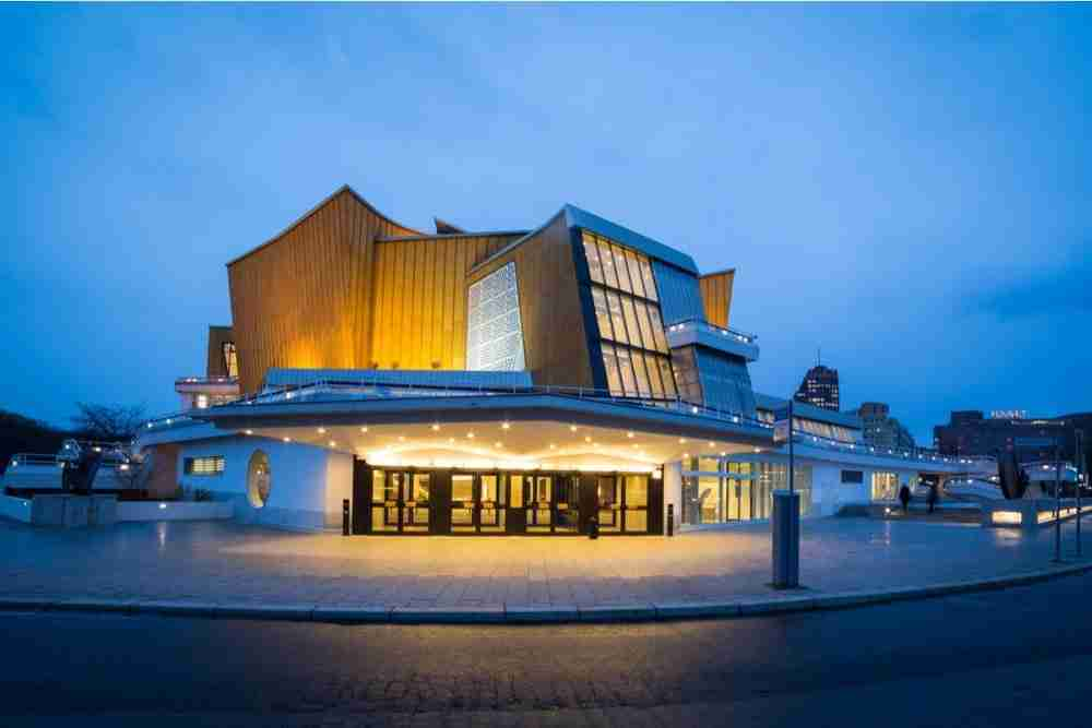 Philharmonie Berlin in Deutschland