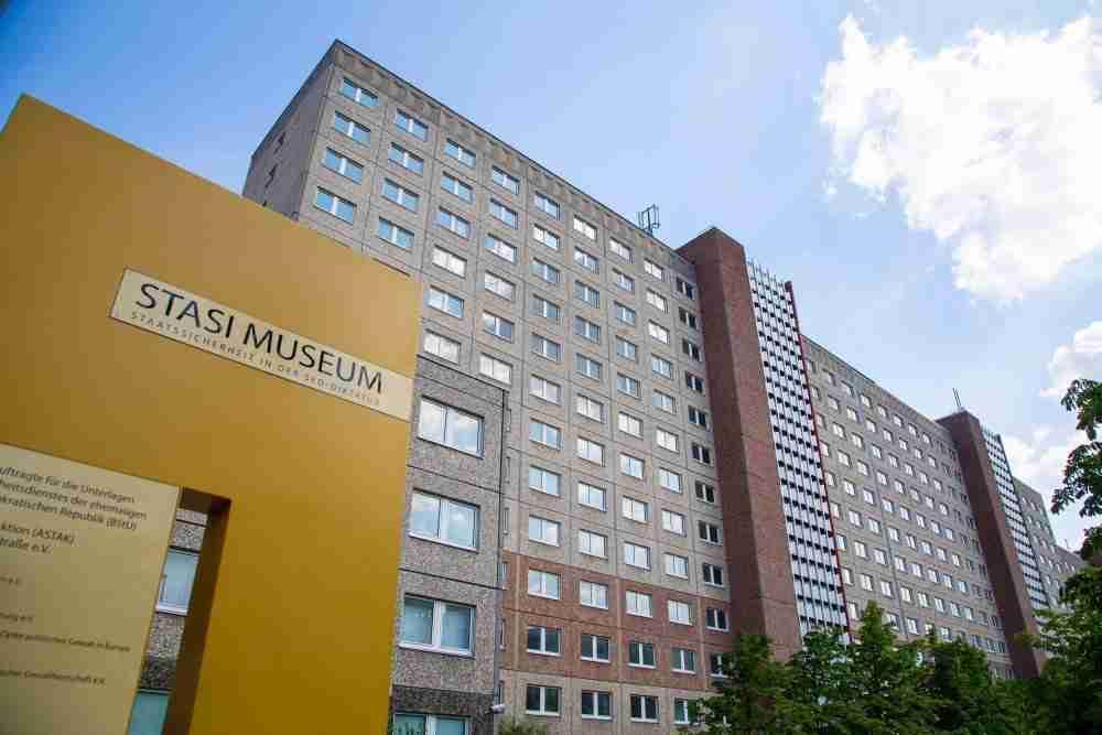 Stasimuseum in Berlin in Deutschland