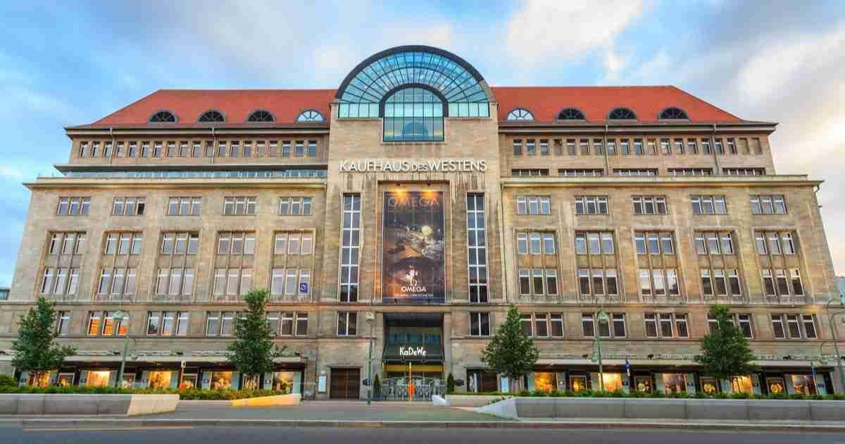 Top 10 Einkaufshäuser in Berlin in Deutschland