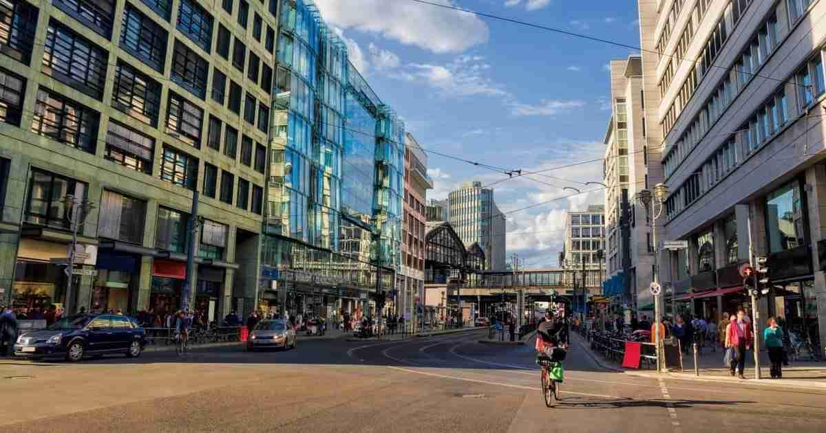 Top 10 Einkaufsstraßen in Berlin in Deutschland