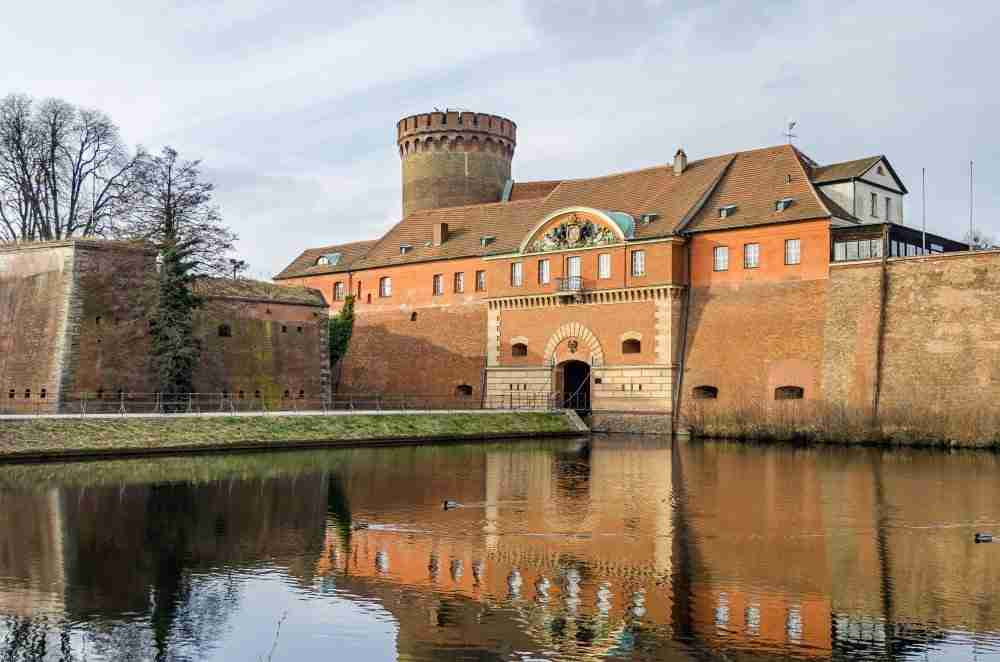 Zitadelle Spandau in Berlin in Deutschland