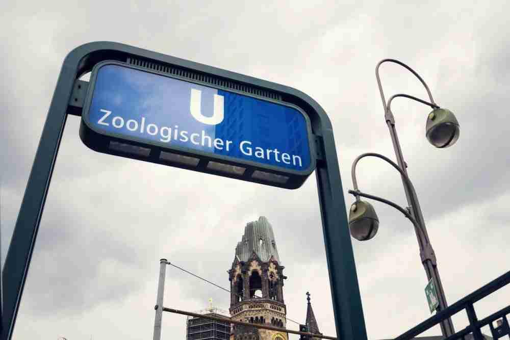 Zoologischer Garten Berlin in Deutschland