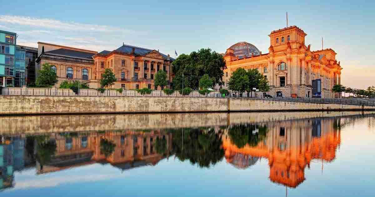 100 Sehenswürdigkeiten in Berlin in Deutschland