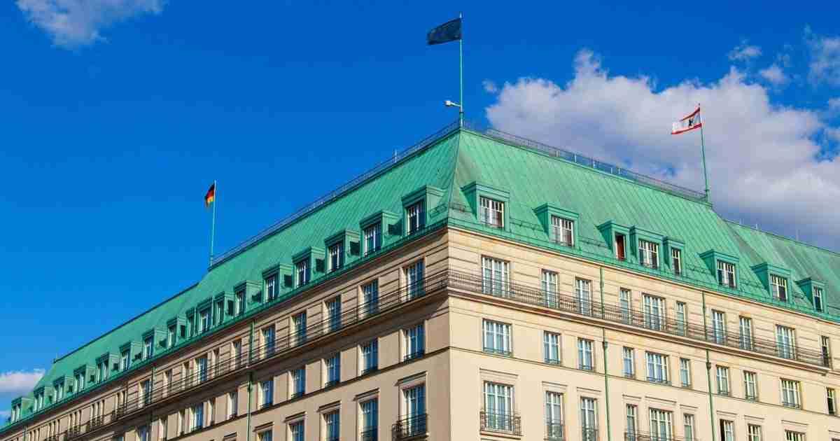 Adlon Kempinski Berlin in Deutschland