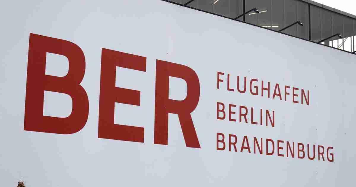 Flughafen Berlin BER