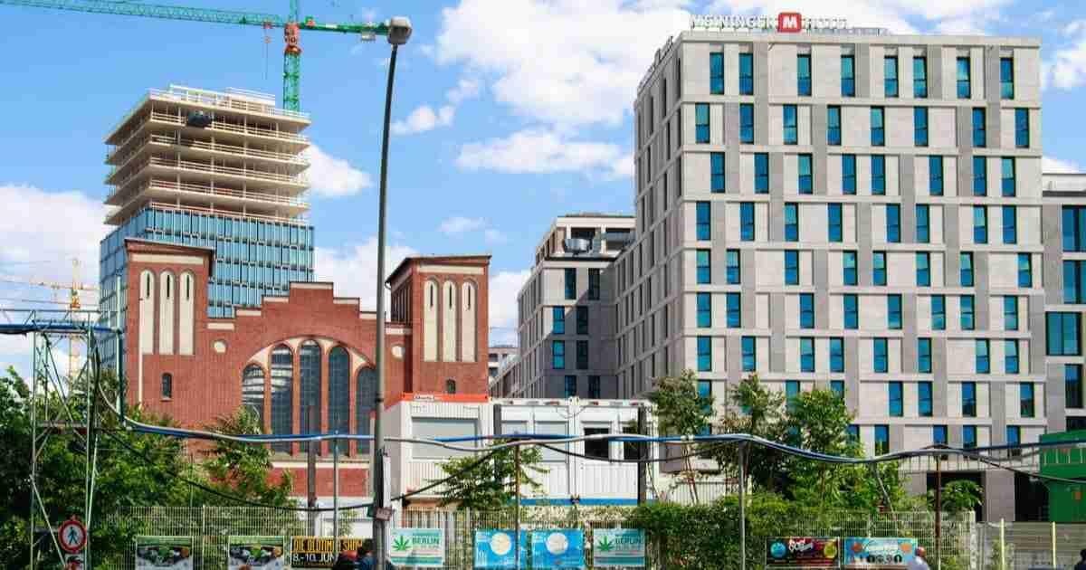 25 günstige 3 Sterne Hotels in Berlin in guter Lage
